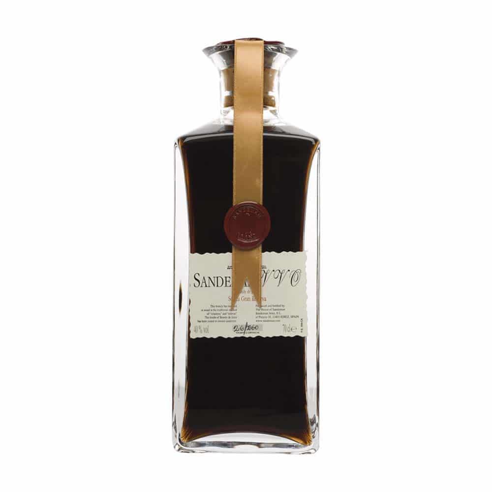 brandy vvo sandeman