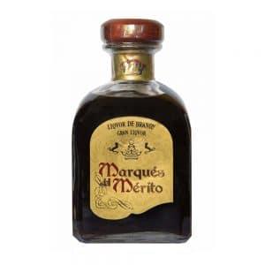 licor de brandy marques del merito