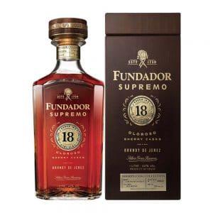 brandy fundador supremo 18