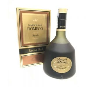 brandy marques de domecq reserva real