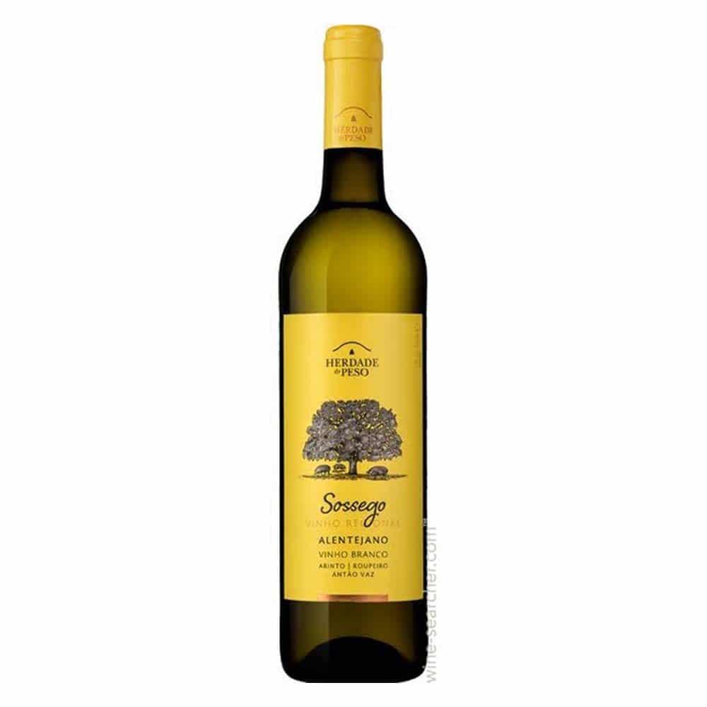 vino blanco sossego alentejano